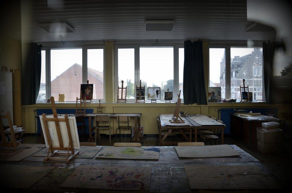 L'école municipale de dessin