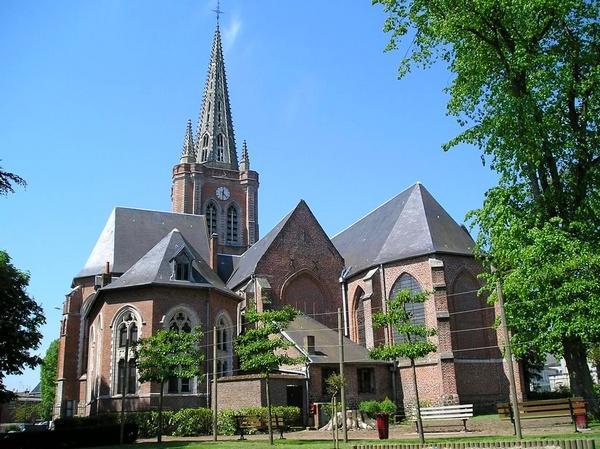 L'église Saint-Éloi