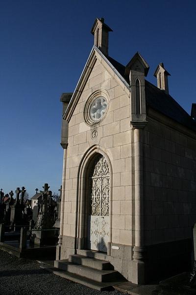 Le cimetière Saint Eloi