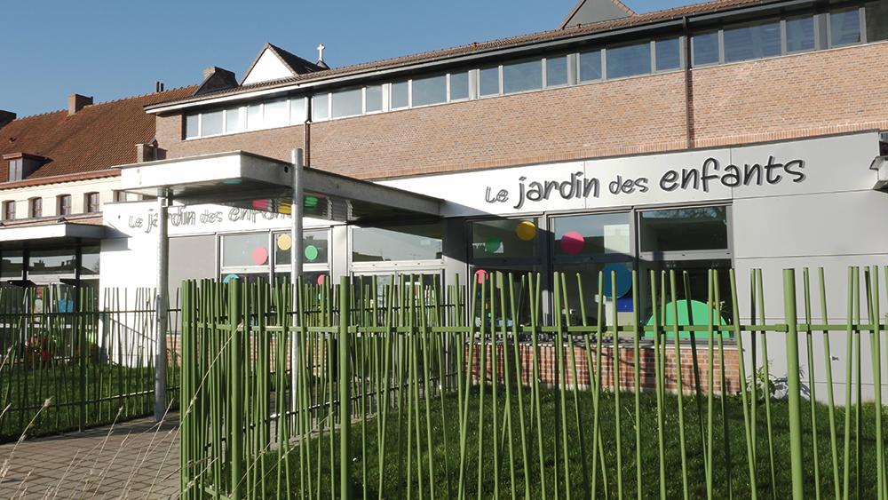 Fermeture estivale Jardin des Enfants