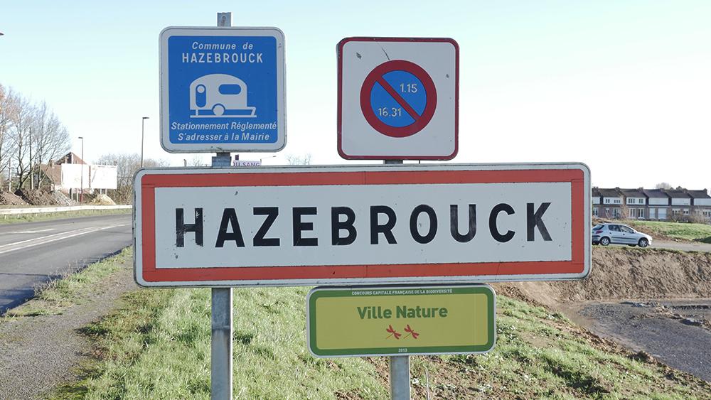 J'emménage à Hazebrouck