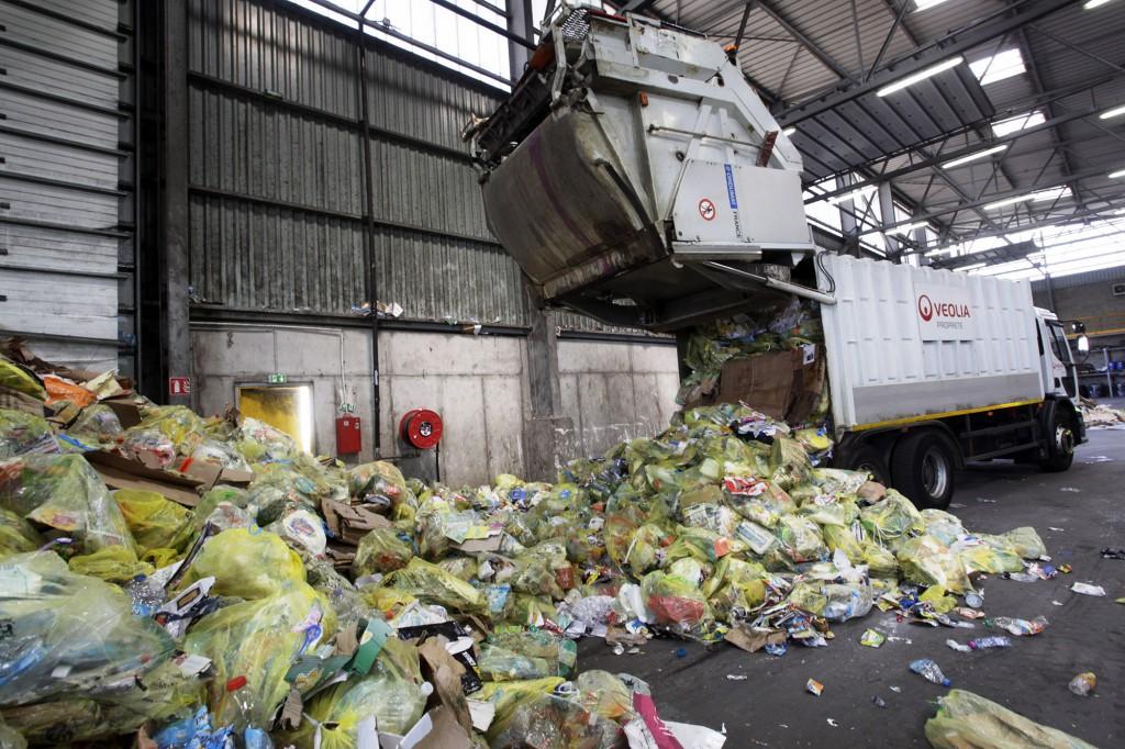 Collecte des déchets et encombrants