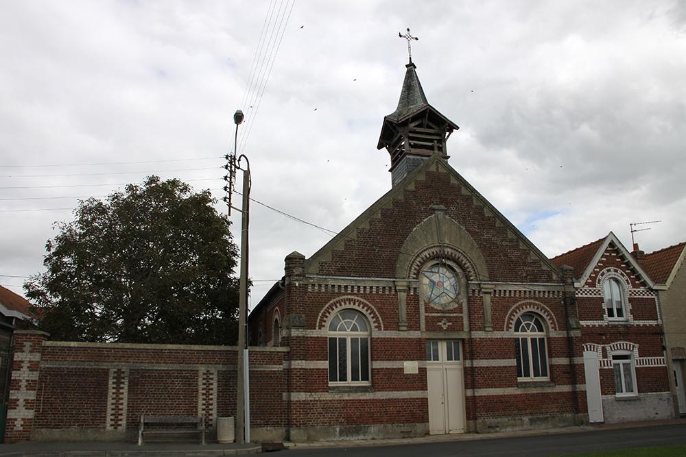L'église du Sacré-Cœur
