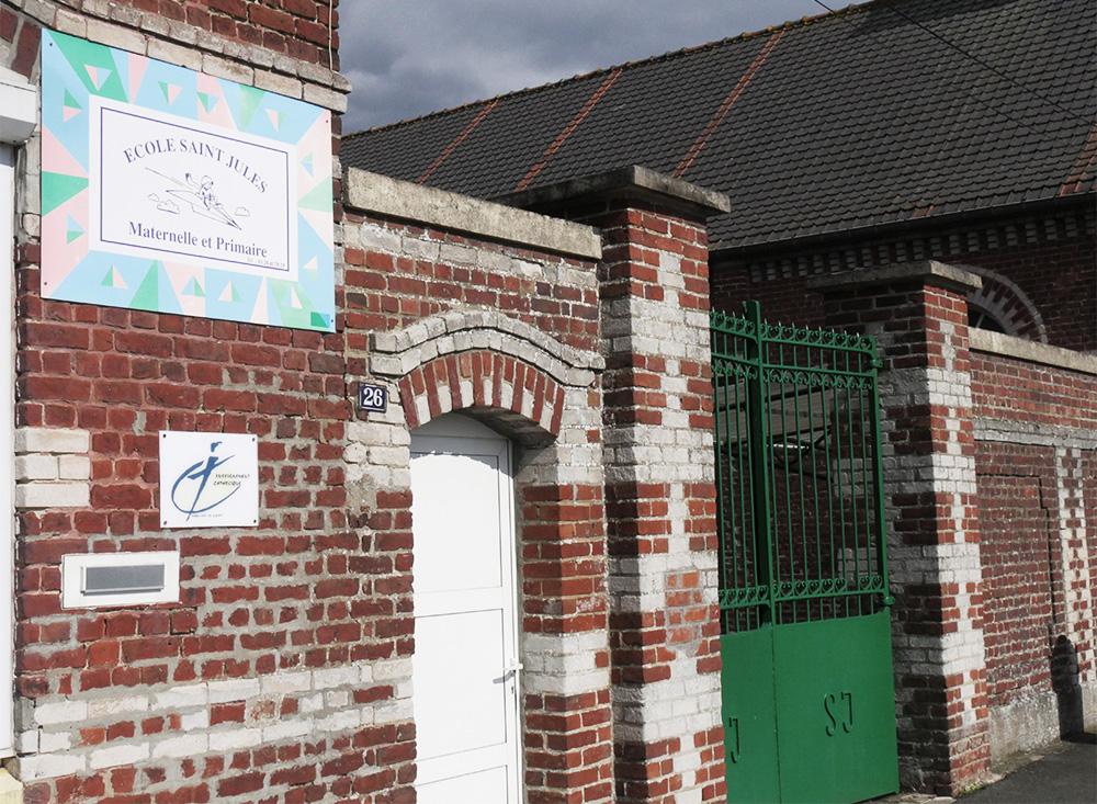 Ecole Saint Jules – Privé