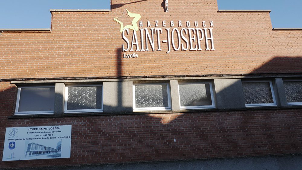 Lycée d'enseignement général et technologique Saint-Joseph