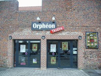 Le théâtre de l'Orphéon