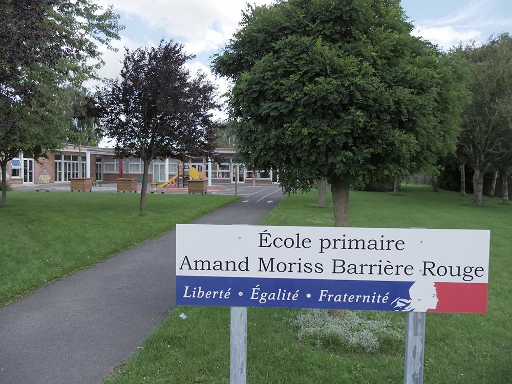 Groupe scolaire Amand-Moriss – Public