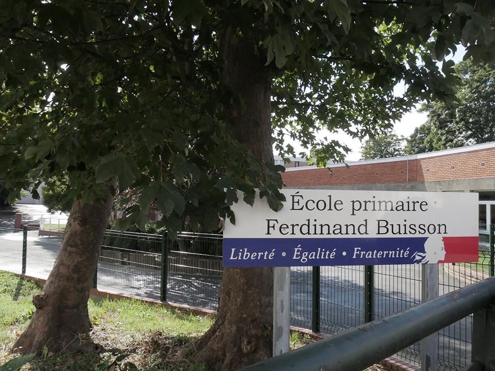 Groupe scolaire Ferdinand-Buisson – Lamartine – Public
