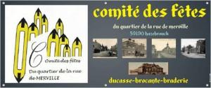 Comité des fêtes de la rue de Merville – Les Tissages