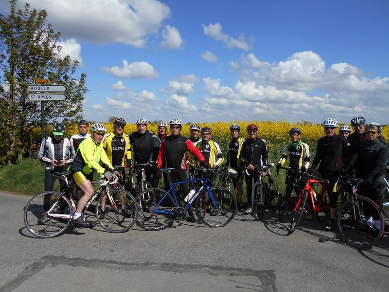 Course cycliste : trophée Jean Deboubt