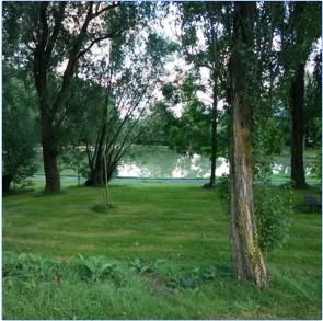 L'étang du Sween Pleck