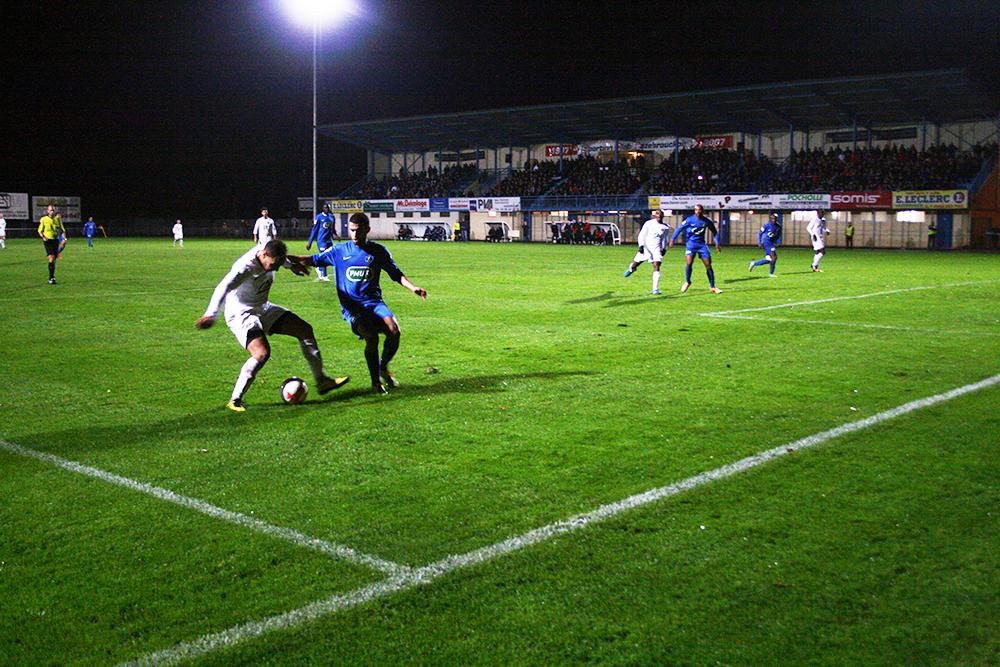 Coupe de France : SCH / USLD