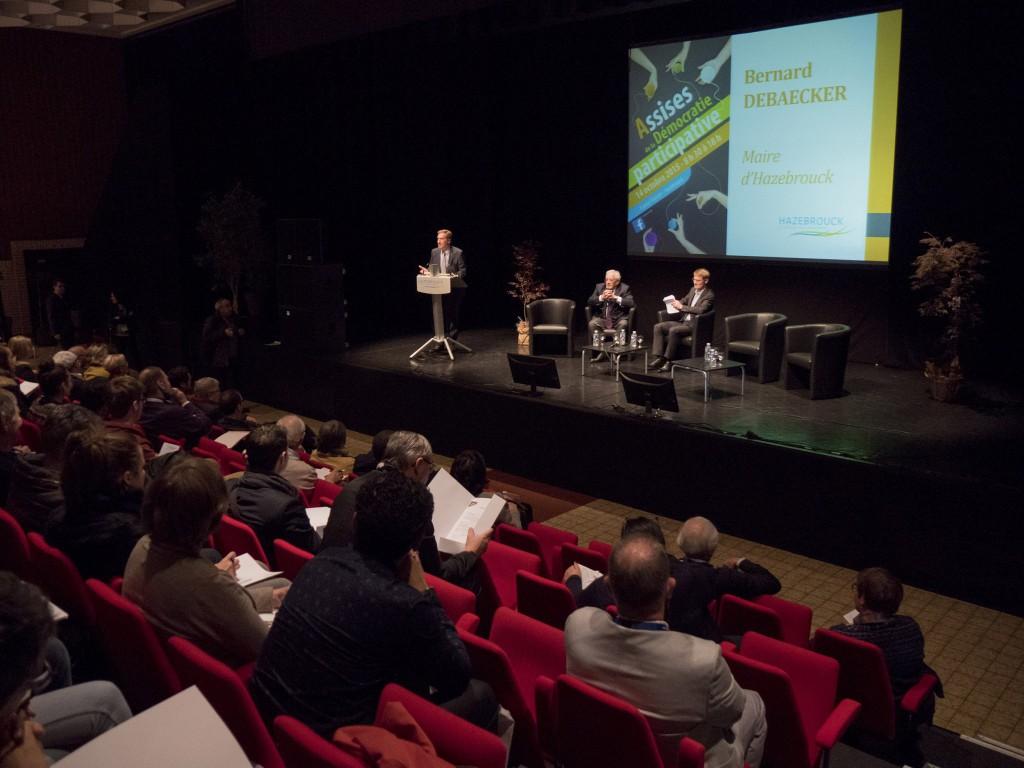 Assises nationales de la démocratie participative