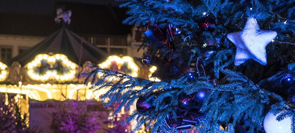Joyeux Noël à Hazebrouck
