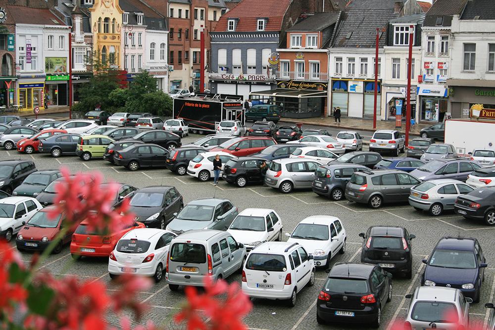 Parkings gratuits durant la première semaine des soldes