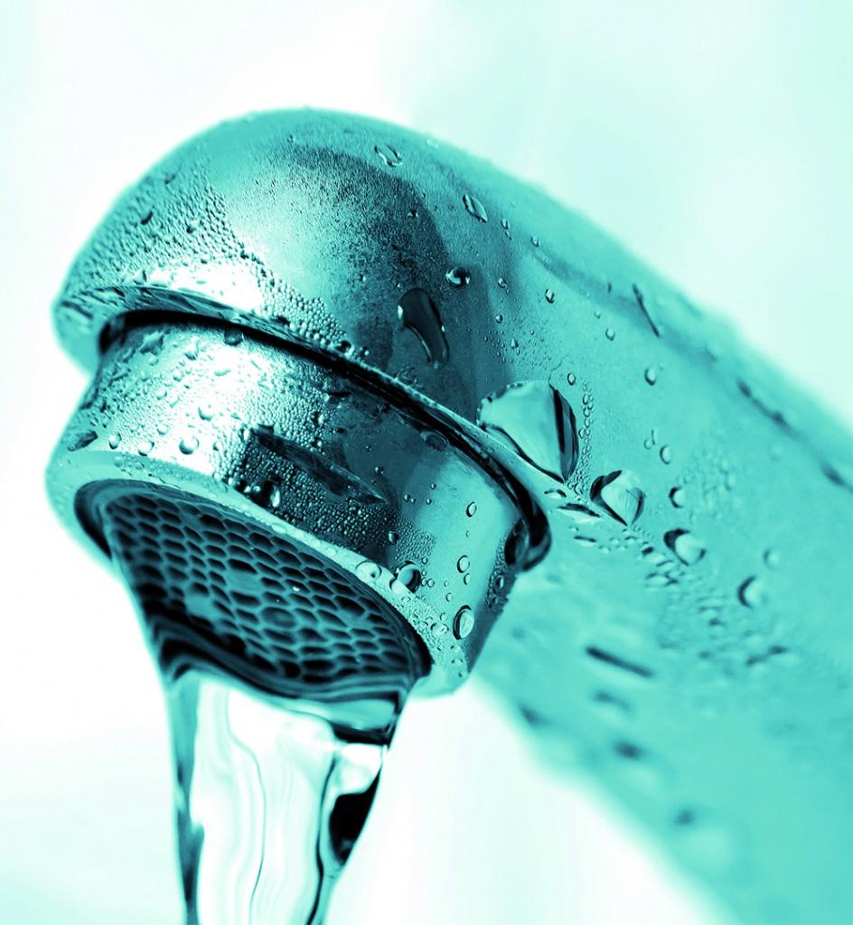 Baisse de pression sur le réseau d'eau