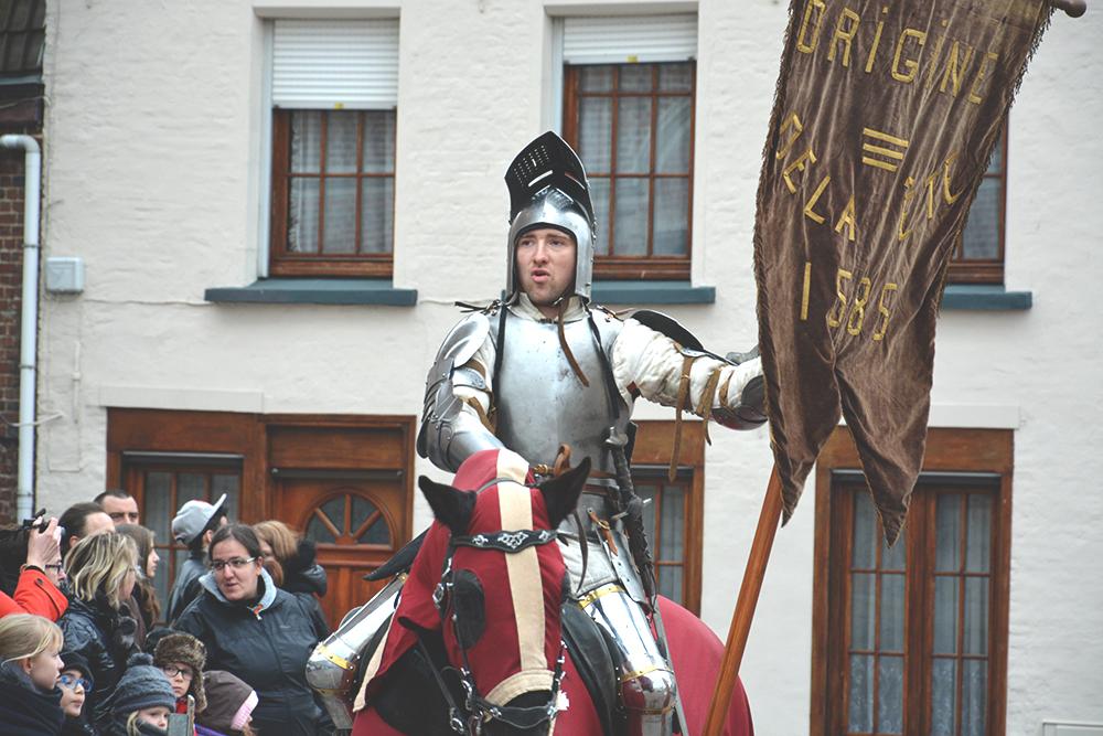 Fêtes de la mi-carême : carnaval, bal et cortège historique