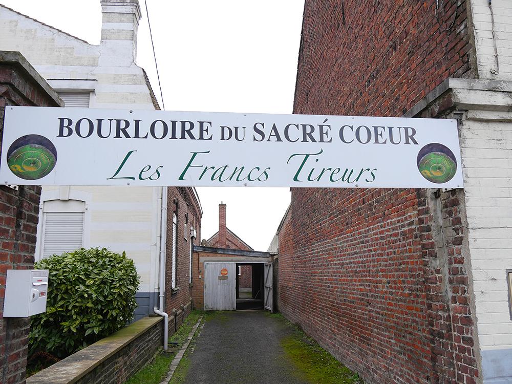 Rénovation de la bourloire du Sacré-Cœur