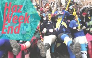 #HazWeekEnd des 5 et 6 mars