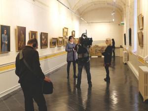 France 3 Nord-Pas de Calais au musée des Augustins