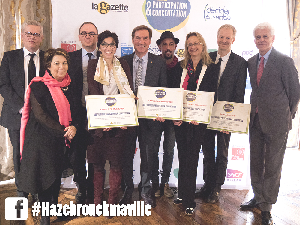 Hazebrouck : lauréate d'un concours national