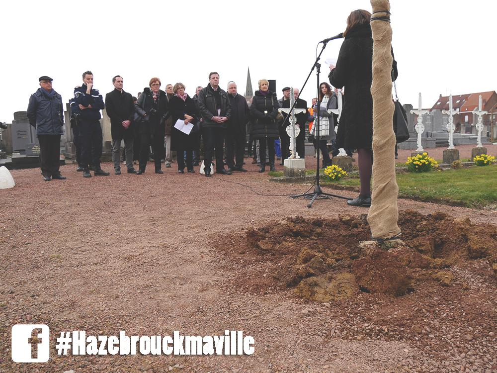 Espaces verts : Hazebrouck remporte le prix de la Commémoration du Centenaire 2014-2018