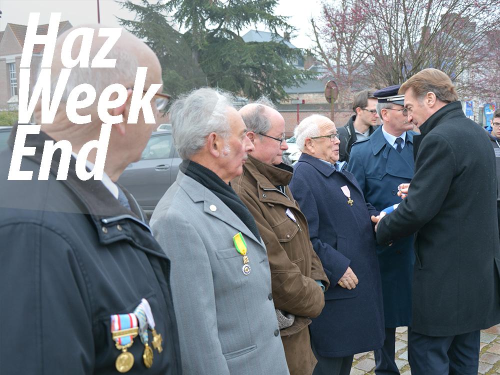 #HazWeekEnd des 19 et 20 mars