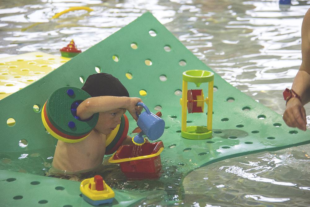 Horaires de la piscine durant les vacances de printemps