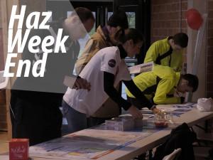 #HazWeekEnd des 2 et 3 avril