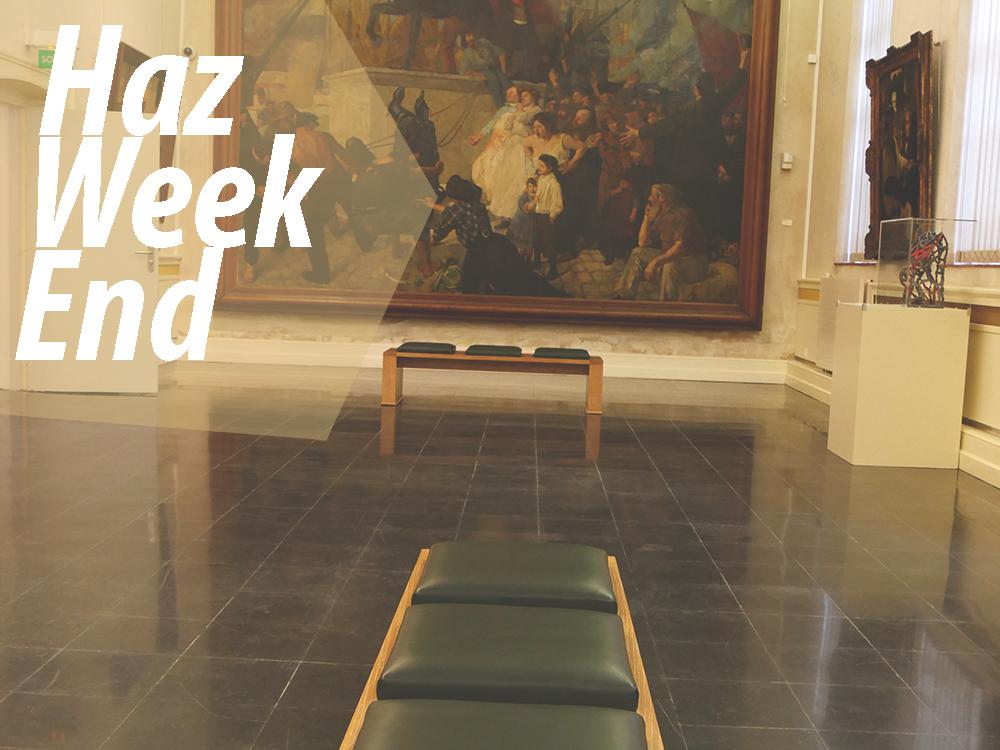 #HazWeekEnd des 16 et 17 avril