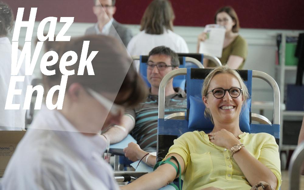#HazWeekEnd des 24 et 25 septembre