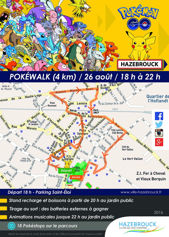Visuel Pokéwalk