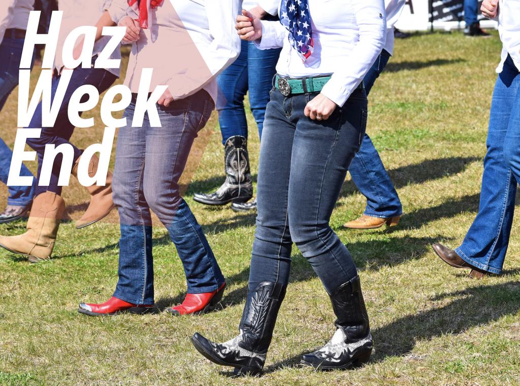 #HazWeekEnd des 1er et 2 octobre