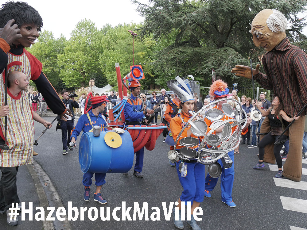 Hazebrouck Ville Ouverte 2016