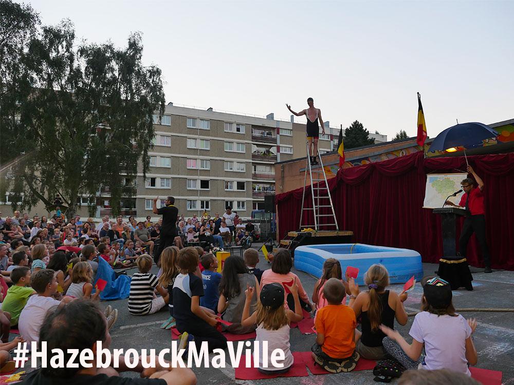 Hazebrouck Ville Ouverte du 14 au 18 septembre !