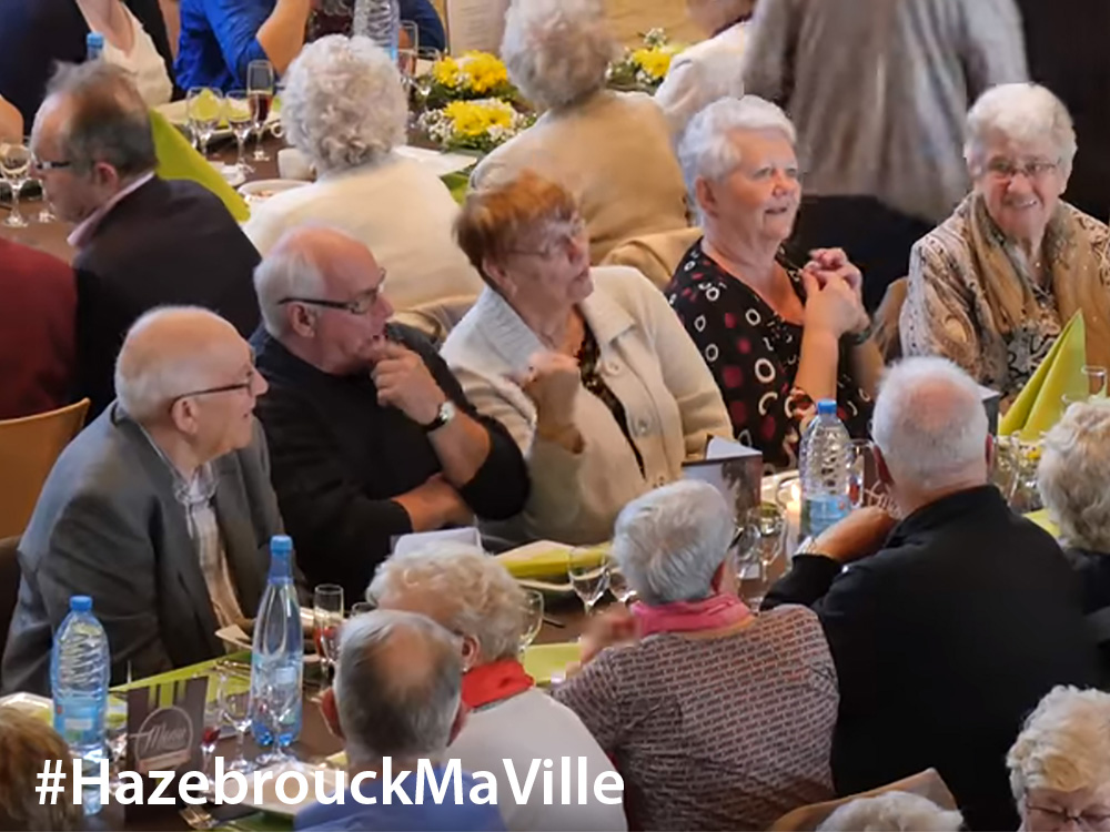 Le banquet des aînés d'Hazebrouck