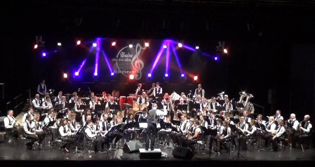 Concert de gala de l'Union Musicale d'Hazebrouck