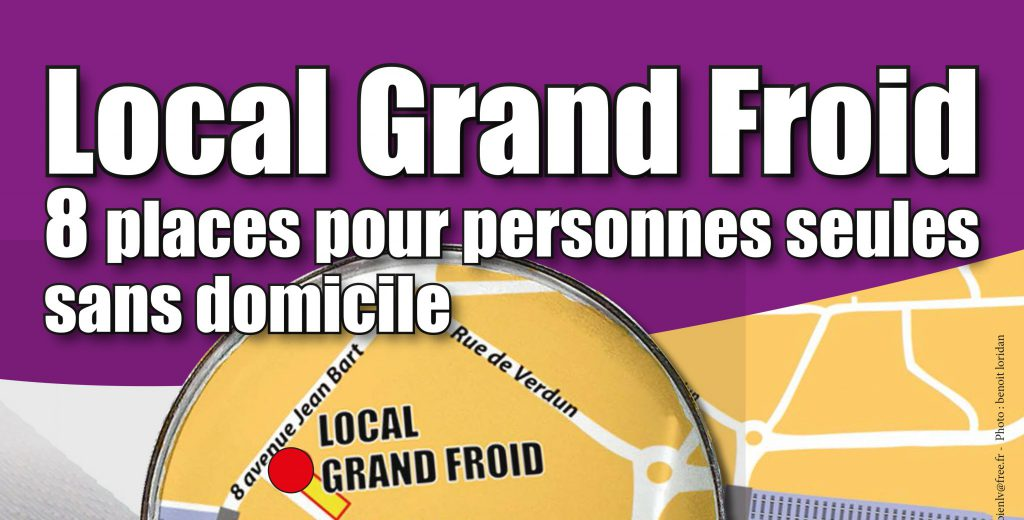 Actions du Local Grand Froid