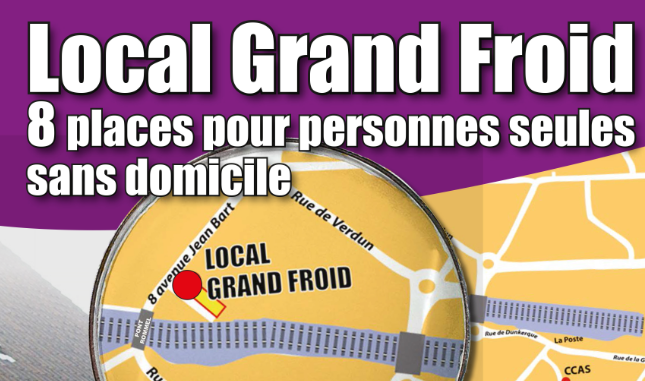 local grand froid Hazebrouck