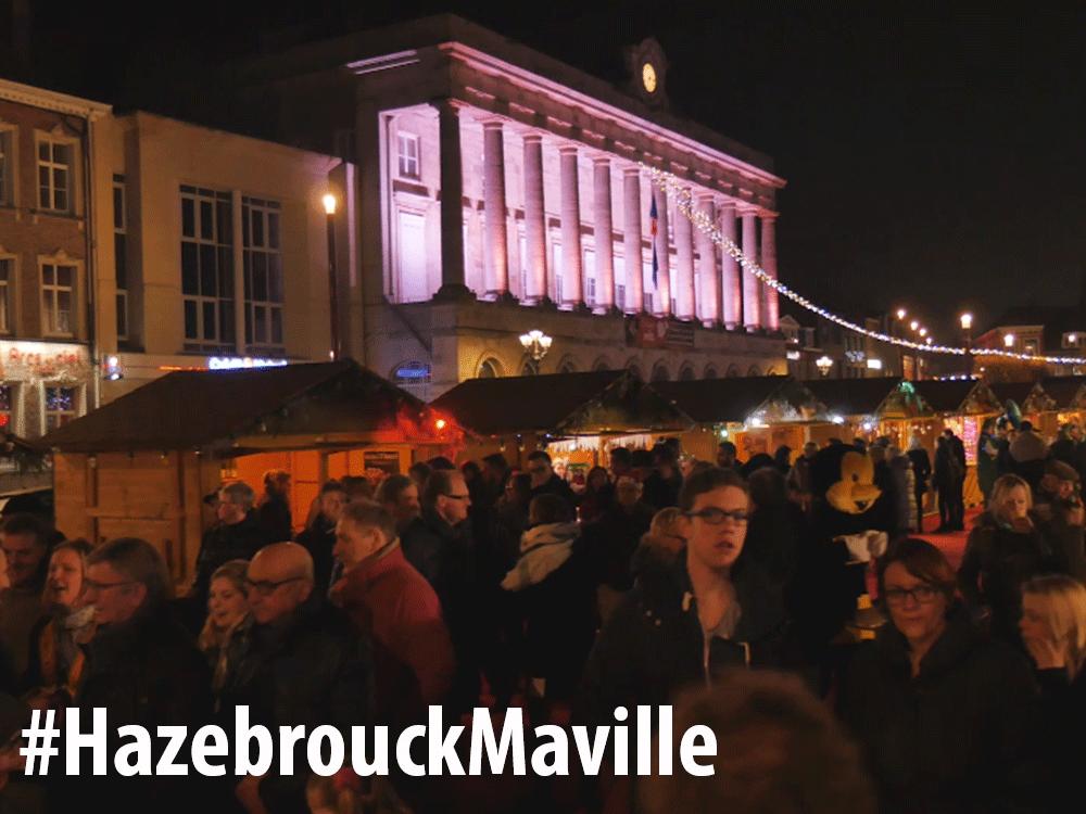 Bienvenue au Village de Noël d'Hazebrouck !