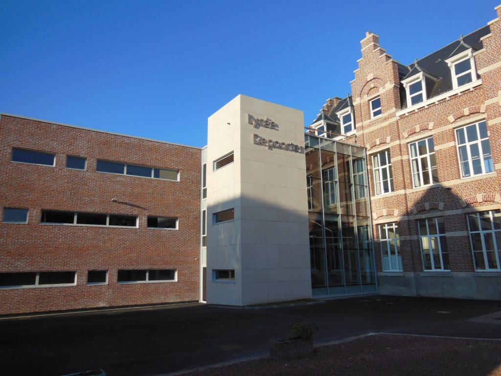 Portes ouvertes au lycée Depooter