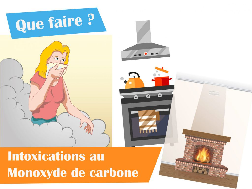 Le froid s'installe, attention au monoxyde de carbone !