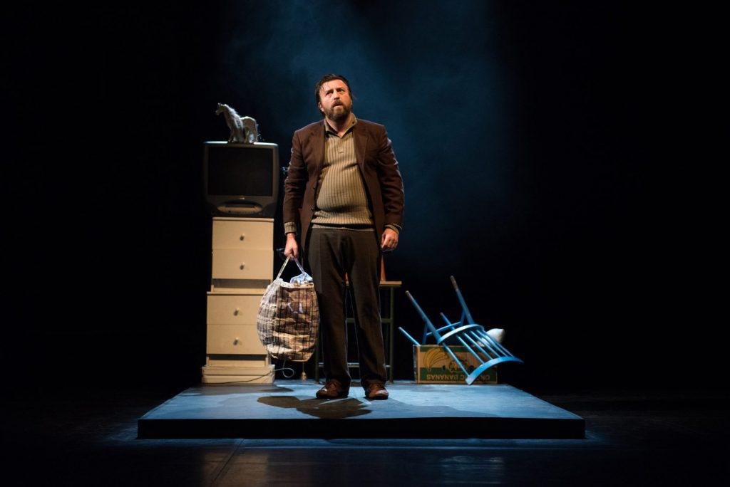 Théâtre : «L'enfant sauvage»