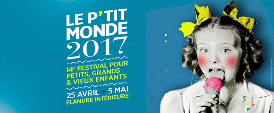 14ème édition du festival Le P'tit Monde