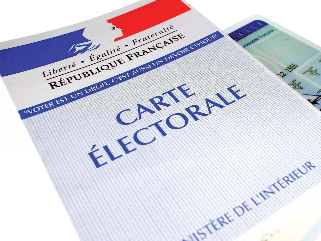 Une erreur sur la carte électorale