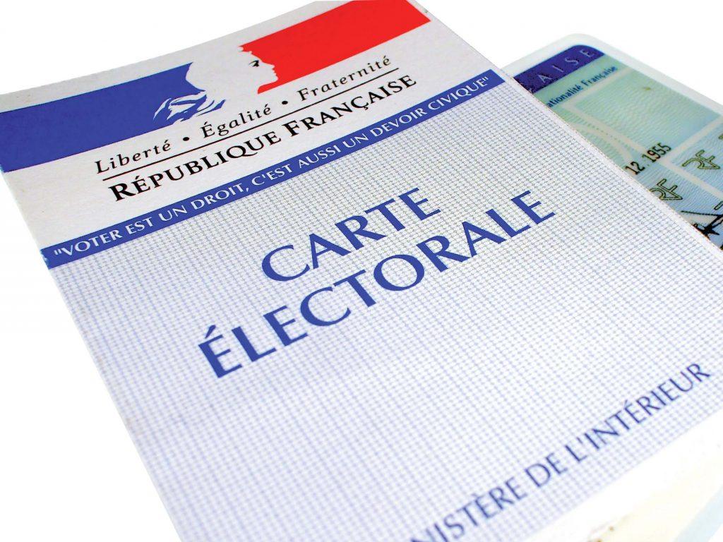 Jeunes majeurs : inscription sur les listes électorales