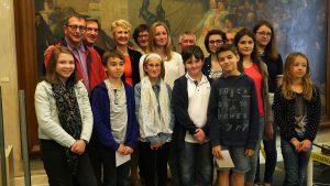 Bouquinales : 14 lauréats au concours d'écriture