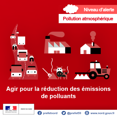 Pollution atmosphérique à l'ozone