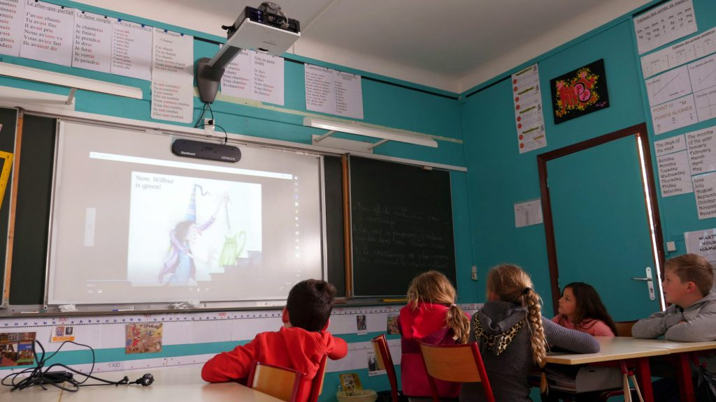 Les nouvelles technologies dans les écoles !