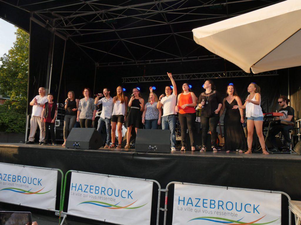 Hazebrouck en live : inscrivez-vous avant le 29 juin  !